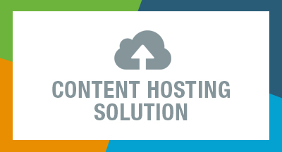 Content hosting solution