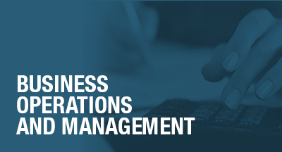 Business Operations and Management