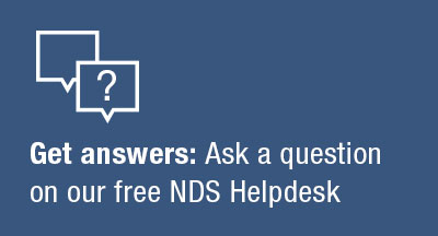 ask a question on our free ndis helpdesk