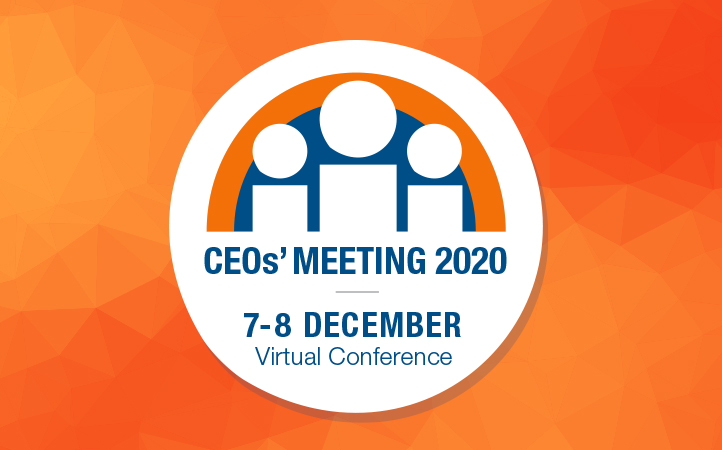 CEOs' Meeting 2020. 7-8 December virtual confernece
