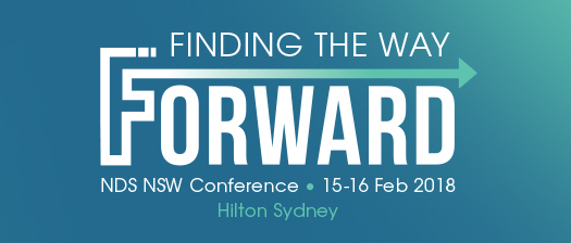 Finding way forward NSW conference banner