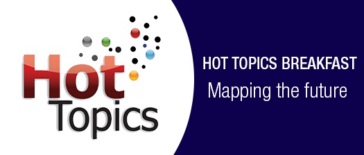 Hot topics intro image with hot topics logo