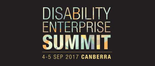 Disability Enterprise Summit banner