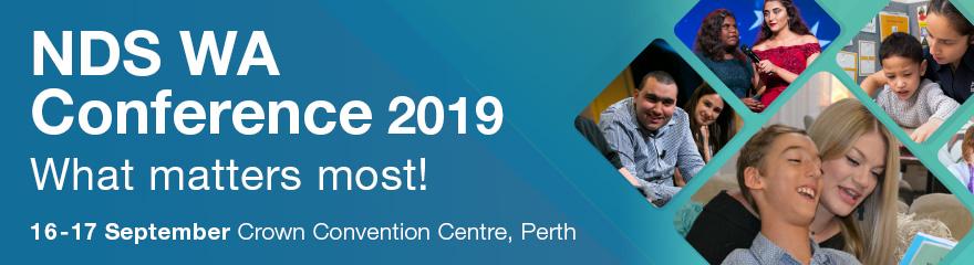 NDS WA Conference 2019