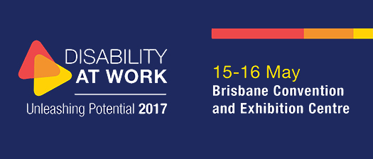 Disability at Work logo
