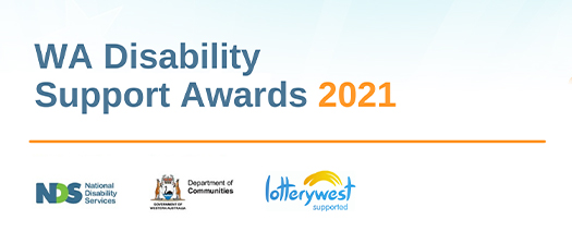 Reads: WA Disability Support Awards 2021