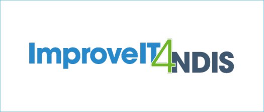 Improve IT4NDIS logo