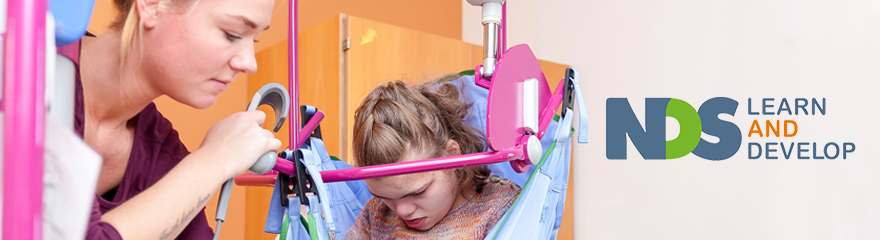 Manual handling training course: safe lifting of children.