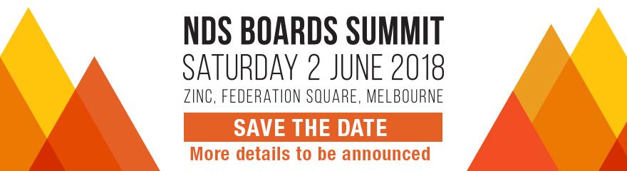 Boards Summit logo