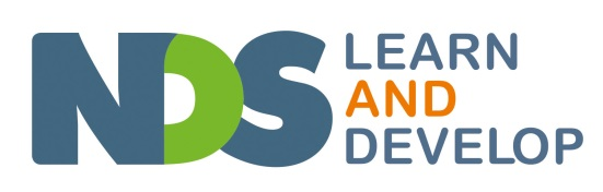 Learn and Develop logo