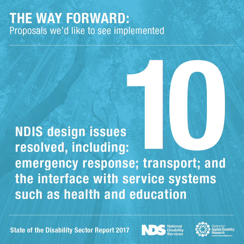 NDIS design issues