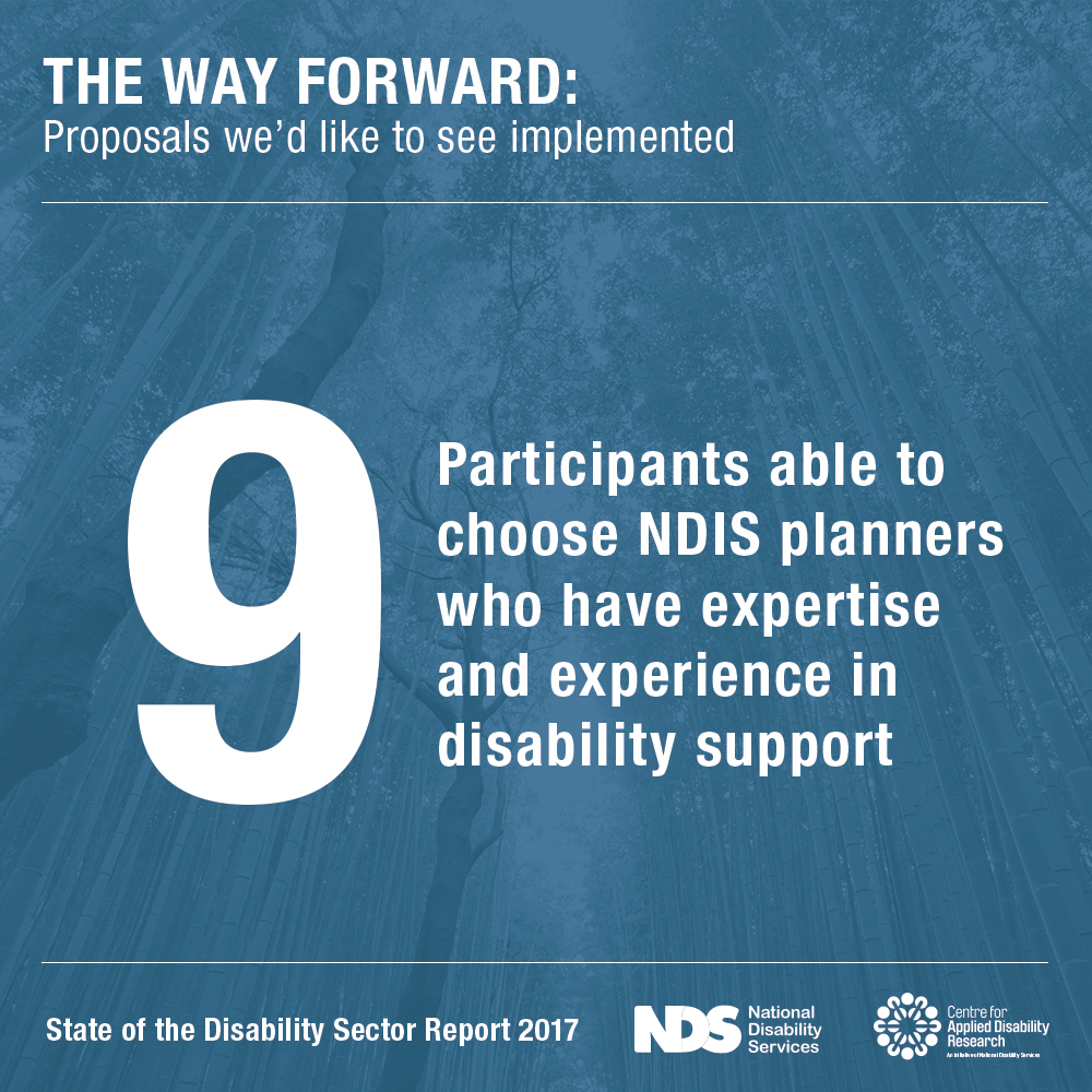 Expert NDIS planners