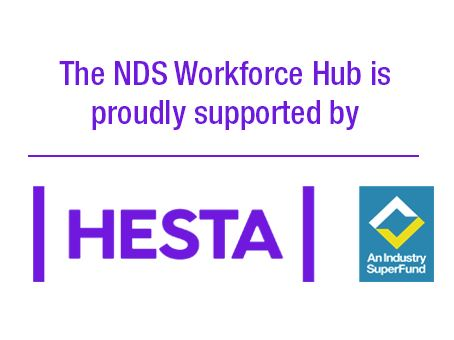 hesta nds workforce hub