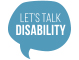 lets talk disability