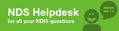 NDS Helpdesk for all your questions
