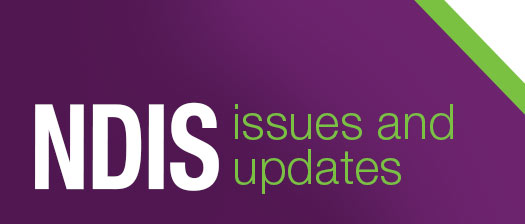 NDIS issues and updates