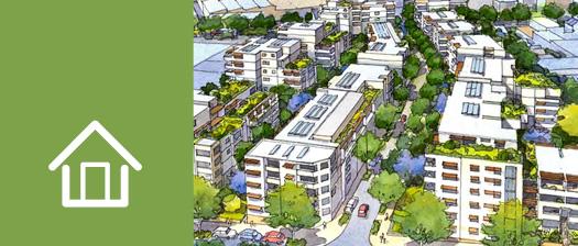 10 years social housing