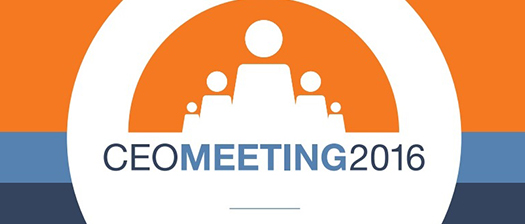 CEO Meeting logo