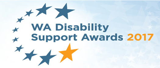 Disability Support Awards 2017 banner