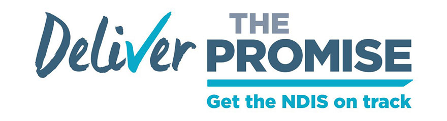 Deliver the promise banner