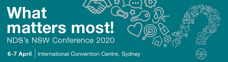 NSW Conference banner