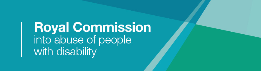 Royal Commission banner