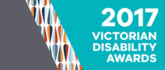 Victorian Disability Awards banner