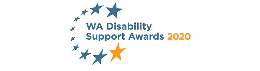Disability Service Awards banner