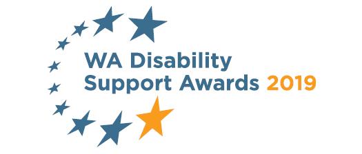 wa disability awards 2019 logo