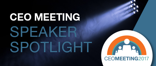 CEO Meeting Speaker Spotlight banner