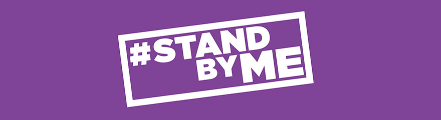 stand by me banner