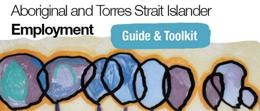 Cover of toolkit document with colourful painting on the front