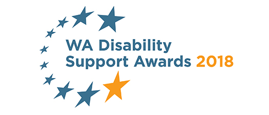 WA Disability Services Awards 2018 banner