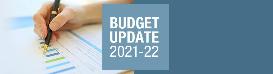 Reads: Budget update 2021-22