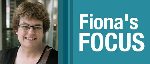Fiona's focus banner