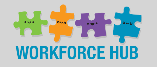 Workforce Hub banner