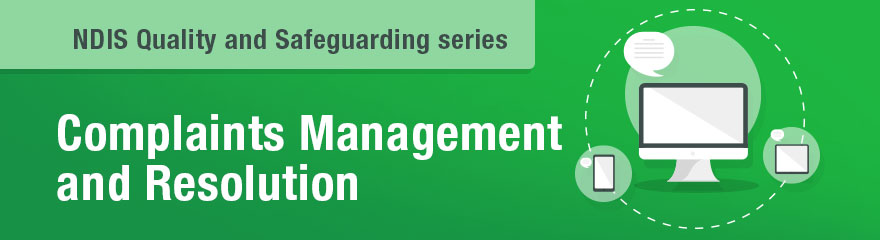 complaints and management resolution