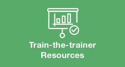 Train the trainer resources