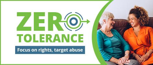 Zero Tolerance banner